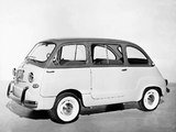 Photos of Fiat 600 Multipla 1956–60