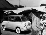 Pictures of Fiat 600 Multipla 1956–60