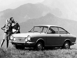 Fiat 850 Sport Coupe 1968–71 wallpapers