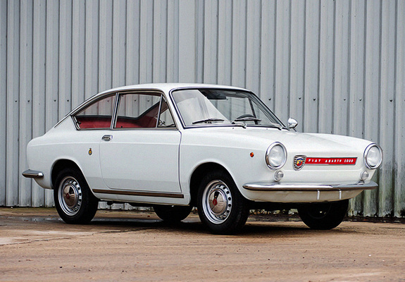 Fiat Abarth Ot 1000 Coupe 1965 68 Wallpapers 800x600