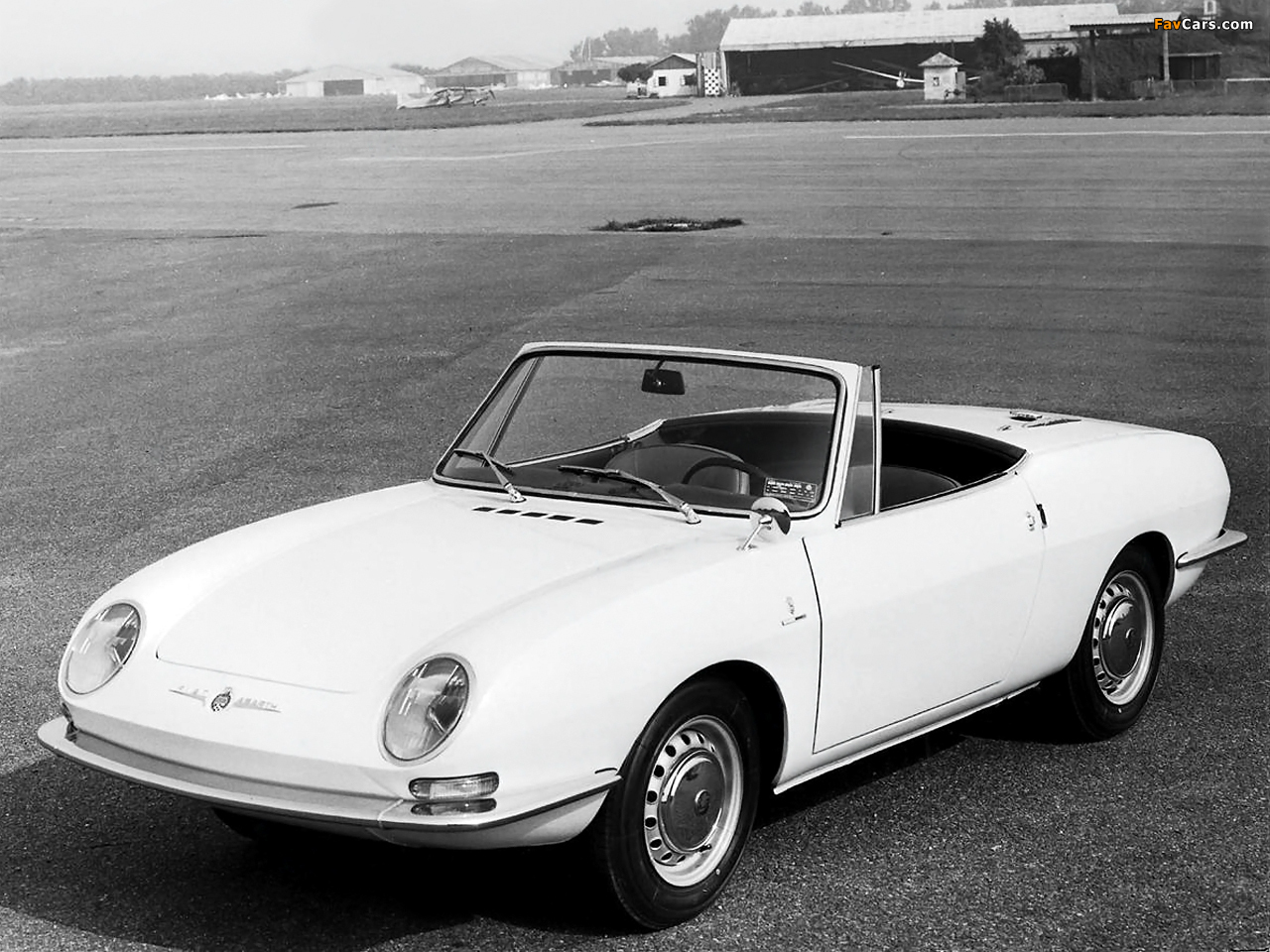 Photos Of Fiat Abarth Ot 1000 Spider 1965 68 1280x960