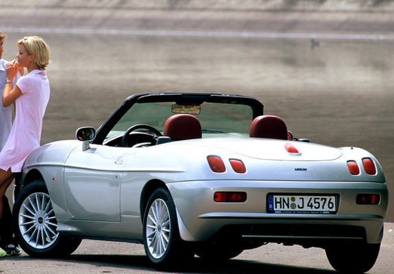 Download / Preview - Wallpapers of Fiat Barchetta 1995–2002