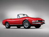 Fiat Dino Spider 1966–69 photos