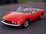 Photos of Fiat Dino Spider 1966–69