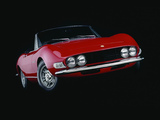 Pictures of Fiat Dino Spider 1966–69