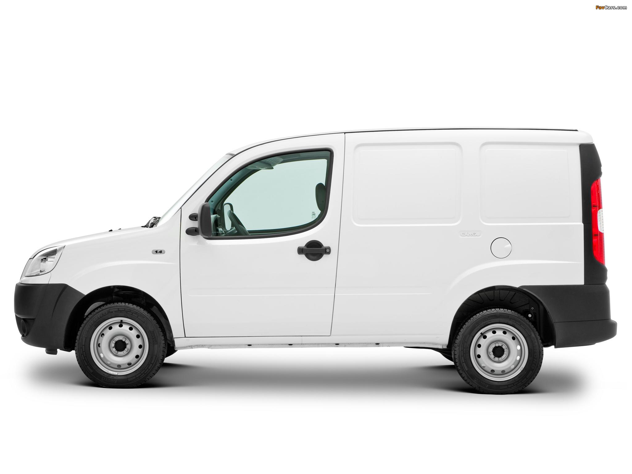 Fiat Doblo Cargo Van Autos Post