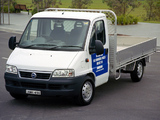 Fiat Ducato Pickup AU-spec 2002–06 photos