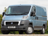 Images of Fiat Ducato Van SWB UK-spec 2006