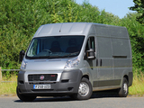 Photos of Fiat Ducato Van UK-spec 2006