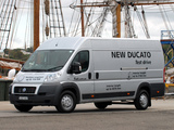 Fiat Ducato Van LWB AU-spec 2006 wallpapers