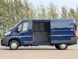 Fiat Ducato Van UK-spec 2006 wallpapers