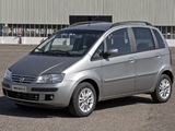 Fiat Idea BR-spec (350) 2005–10 photos