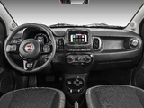 Fiat Mobi Drive GSR (344) 2017 wallpapers