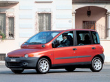 Images of Fiat Multipla 1999–2001