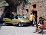 Photos of Fiat Multipla 1999–2001