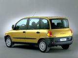 Fiat Multipla 1999–2001 wallpapers