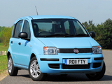 Images of Fiat Panda MyLife UK-spec (169) 2011