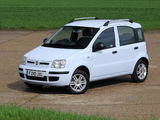 Photos of Fiat Panda UK-spec (169) 2009–12