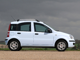 Pictures of Fiat Panda UK-spec (169) 2009–12