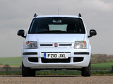 Fiat Panda UK-spec (169) 2009–12 wallpapers