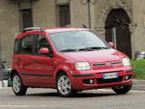 Fiat Panda (169) 2009–12 wallpapers