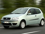 Fiat Punto 3-door (188) 2003–07 images