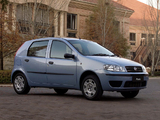 Fiat Punto 5-door ZA-spec (188) 2003–05 photos