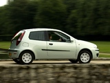 Fiat Punto 3-door (188) 2003–07 photos