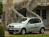 Fiat Punto 3-door (188) 2003–07 wallpapers