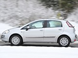Fiat Punto Evo 5-door UK-spec (199) 2010–12 photos