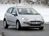 Fiat Punto Evo 5-door UK-spec (199) 2010–12 wallpapers