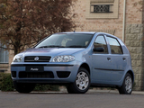 Images of Fiat Punto 5-door ZA-spec (188) 2003–05