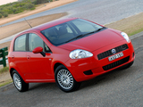 Images of Fiat Punto 5-door AU-spec (199) 2006–09