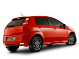 Images of Fiat Punto Sporting BR-spec (310) 2007–12