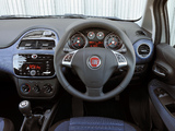 Images of Fiat Punto Evo 5-door UK-spec (199) 2010–12