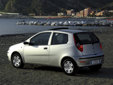 Photos of Fiat Punto 3-door (188) 2003–07