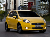 Photos of Fiat Punto Sporting BR-spec (310) 2007–12