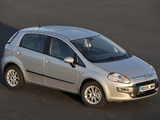 Photos of Fiat Punto Evo 5-door UK-spec (199) 2010–12