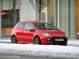 Photos of Fiat Punto Evo 3-door UK-spec (199) 2010–12