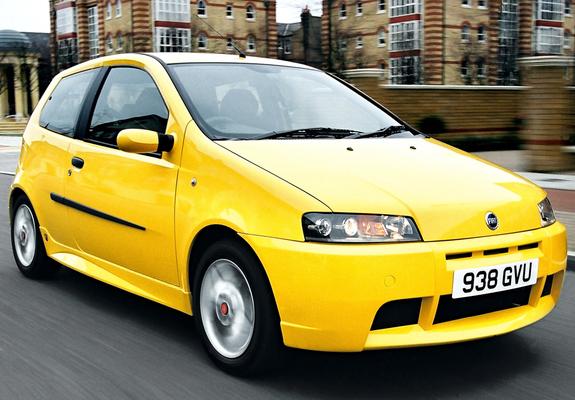 Pictures Of Fiat Punto Hgt Abarth Uk Spec 188 2001 03