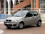 Pictures of Fiat Punto 3-door (188) 2003–07