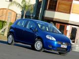 Pictures of Fiat Punto 5-door AU-spec (199) 2006–09