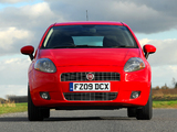 Pictures of Fiat Grande Punto 3-door UK-spec (199) 2006–10