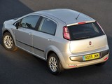 Pictures of Fiat Punto Evo 5-door UK-spec (199) 2010–12