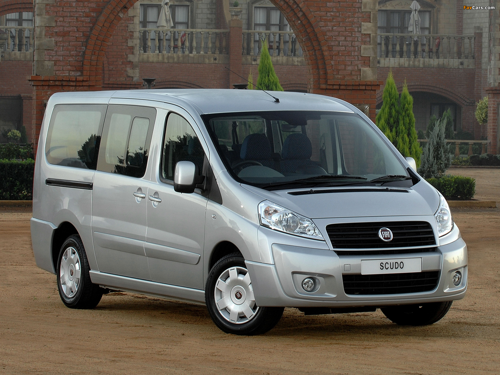 fiat scudo panorama za spec 2008 images 1600x1200. Black Bedroom Furniture Sets. Home Design Ideas