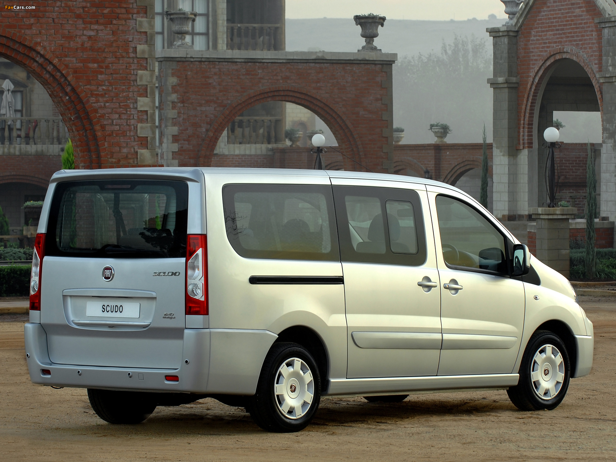 fiat scudo panorama za spec 2008 wallpapers 2048x1536. Black Bedroom Furniture Sets. Home Design Ideas