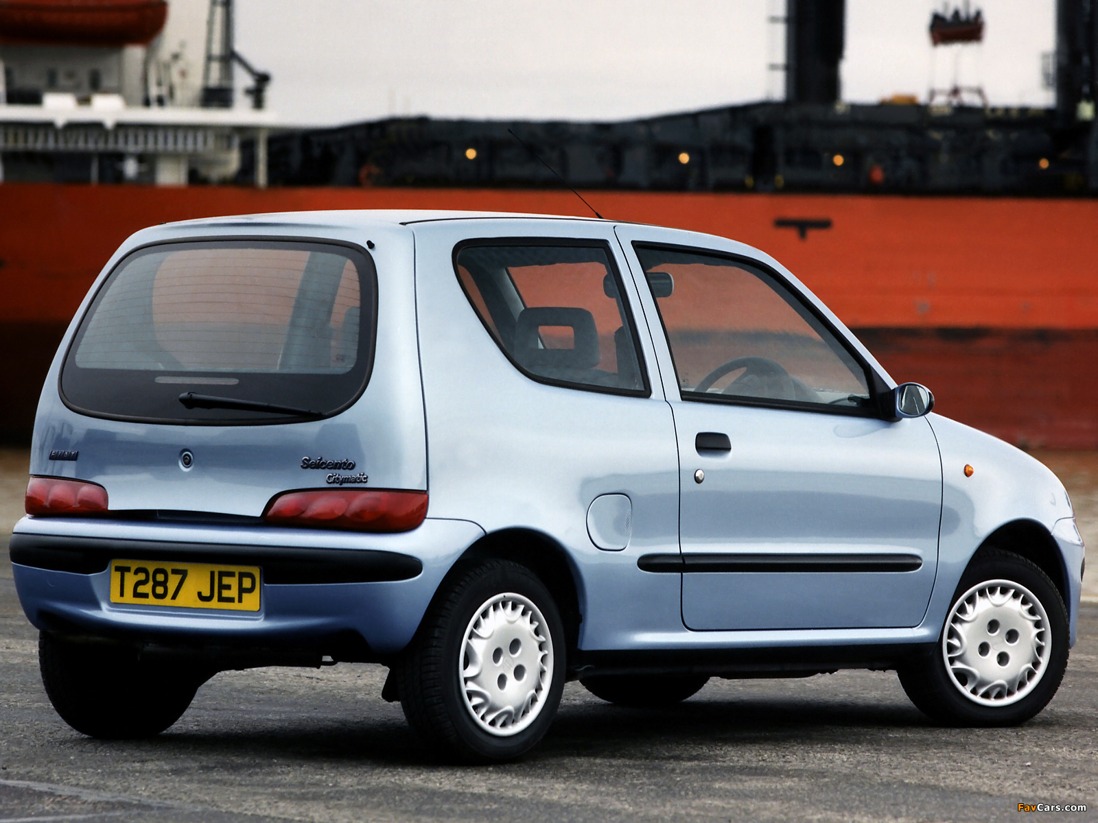 fiat seicento wallpaper - photo #37