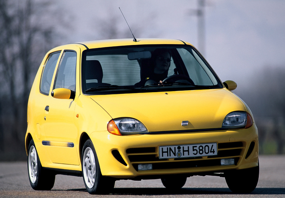 Download / Preview - Images of Fiat Seicento Sporting 1998–2001