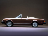 Fiat 2000 Spider 1979–82 photos