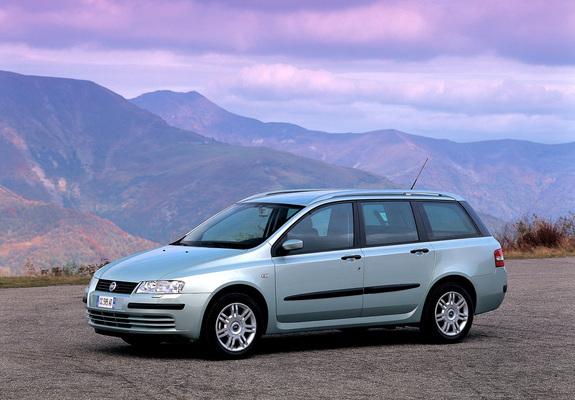 Fiat Stilo Multiwagon 192 2002 06 Images 1024x768